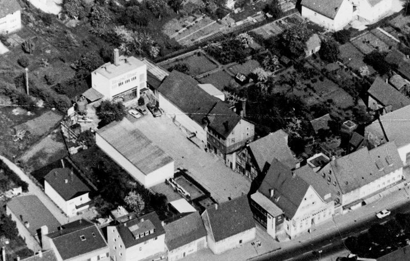 Engelbrauerei 1845 - 1988